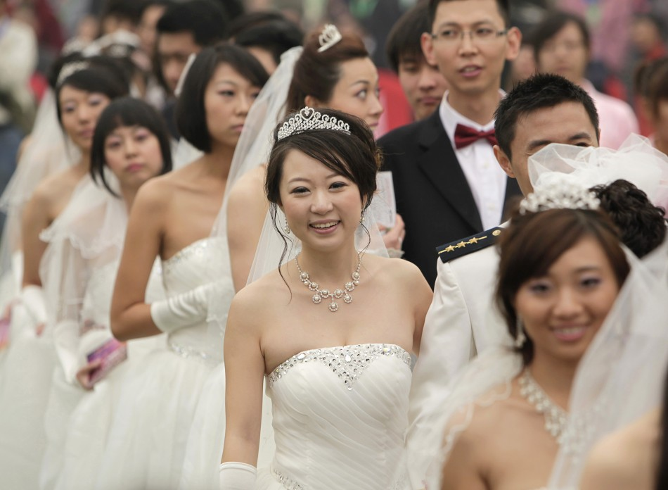 weddings in china